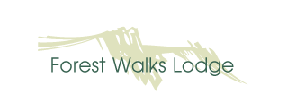 Forest Walks Lodge: Logo design Launceston