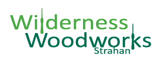 Wilderness Woodworks Strahan:  Logo design Launceston